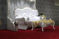 Gezellige zetel die overzicht geeft over de zaal